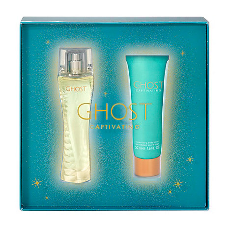 Ghost - Ghost Captivating 30ml Eau De Toilette Gift Set