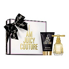 Juicy Couture - I Am Juicy Couture Eau de Parfum 50ml Christmas gift set