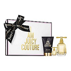 Juicy Couture - I Am Juicy Couture Eau de Parfum 100ml gift set