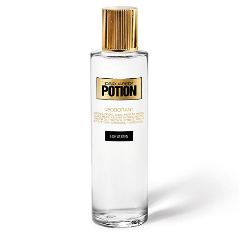 Dsquared - +Potion+ natural deodorant spray