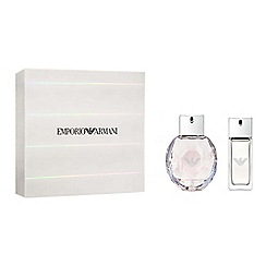 Emporio Armani - Diamonds Rose Eau de Parfum 50ml Gift Set for Her