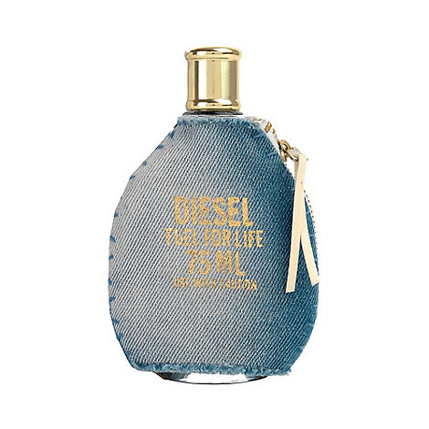 Diesel - Fuel for Life Denim for her 75ml Eau De Toilette