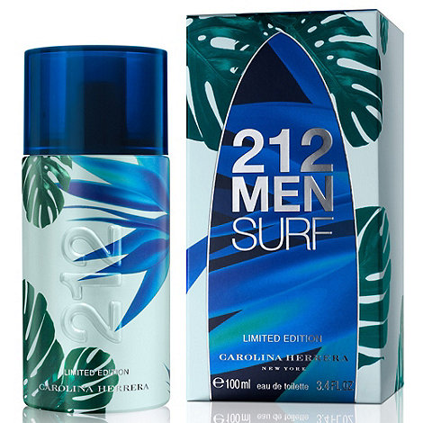 Carolina Herrera - 212 Men Surf Limited Edition Eau De Toilette 100ml