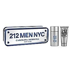Carolina Herrera - 212 Men 50ml Eau de Toilette gift set
