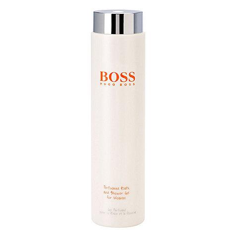 HUGO BOSS - BOSS Orange Woman Shower Gel 200ml