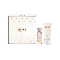 HUGO BOSS - BOSS Orange Woman Gift Set with 30ml Eau de Toilette & 100ml Body Lotion