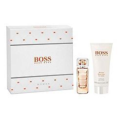 HUGO BOSS - BOSS Orange Woman EDT 30ml gift set  - worth £42