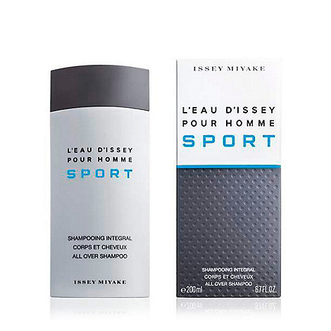 Issey Miyake - L+Eau d+Issey Pour Homme Sport 200ml All Over Shampoo