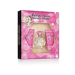 Britney Spears Beauty - 'Private Show' eau de parfum 30ml gift set
