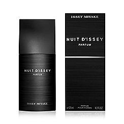 Issey Miyake - Nuit D'Issey Eau de Toilette 125ml
