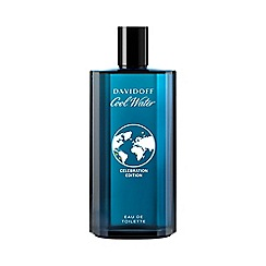 Davidoff - 'Cool Water' celebration edition eau de toilette