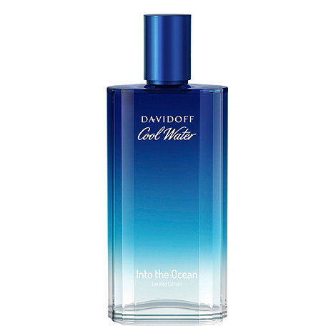 Davidoff - Cool Water Man Into The Ocean Eau De Toilette 125ml