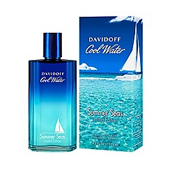 Davidoff - Cool Water Summer 2015 Edition Eau de Toilette 125ml