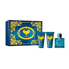 Versace - Eros 50ml Eau de Toilette Gift Set for Him