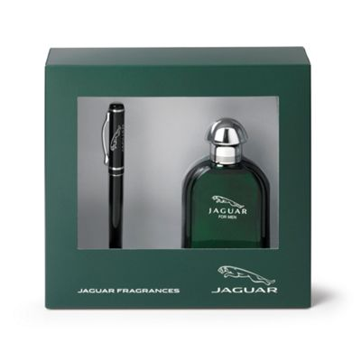 Jaguar For Men 100ml EDT and Jaguar Pen Gift Set
