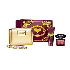 Versace - Crystal Noir Eau de Toilette 90ml Gift Set for Her