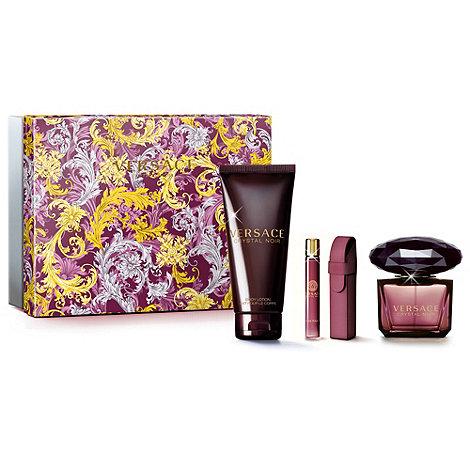 Versace - Crystal Noir 90ml Eau de Toilette Gift Set