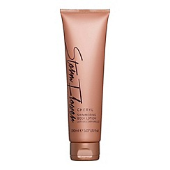 Cheryl - Storm Flower Shimmering Body Lotion 150ml