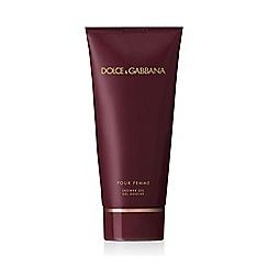 Dolce&Gabbana - Pour Femme Shower Gel 200ml