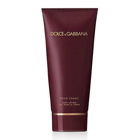 Dolce&Gabbana - Pour Femme Body Lotion 200ml