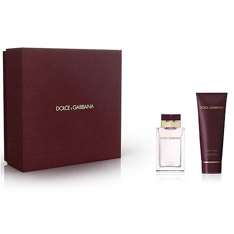 Dolce&Gabbana - Dolce & Gabbana Pour Femme Eau De Parfum 25ml Gift Set