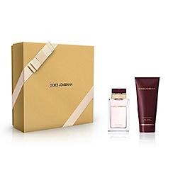 Dolce&Gabbana - Pour Femme Eau de Parfum Gift Set 50ml  - Worth £75