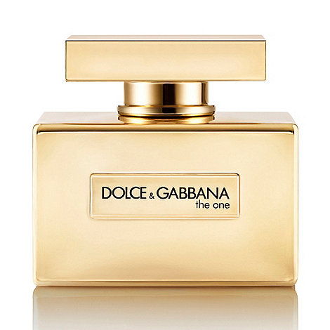Dolce&Gabbana - The One Limited Edition Gold Eau de Parfum 50ml