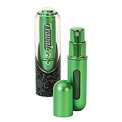 Travalo - Classic Excel Refill Perfume Spray in Green