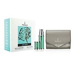 Travalo - Blue 'Milano' fragrance gift set