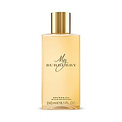 Burberry - 'My Burberry' shower oil 240ml