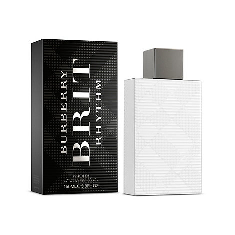 Burberry - +Brit Rhythm For Him+ aftershave balm 150ml