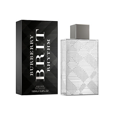 Burberry - Brit Rhythm Men Mens Shower Gel 150ml