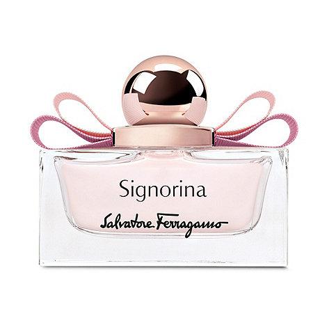 Ferragamo - +Signorina+ eau de parfum 100ml