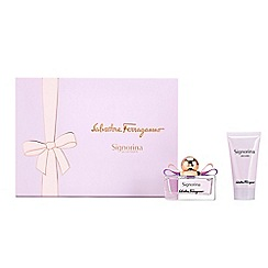 Ferragamo - Signorina EDP 50ml gift set
