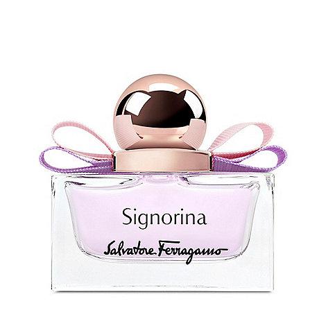 Ferragamo - +Signorina+ eau de toilette spray