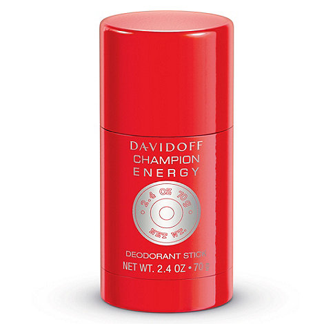 Davidoff - +Champion Energy+ deodorant stick