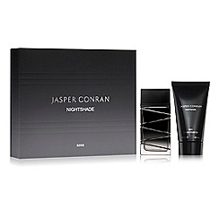 Jasper Conran Fragrance - 'Nightshade Man' eau de toilette 100ml gift set