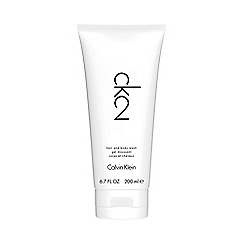 Calvin Klein - CK2 Shower Gel 200ml