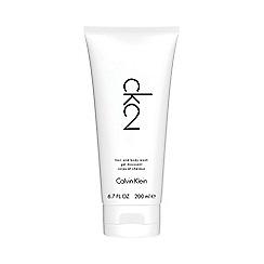 Calvin Klein - 'CK2' hair and body wash