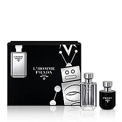 Prada - 'L'Homme Prada' eau de toilette Christmas gift set