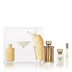 Prada - 'La Femme Prada' eau de parfum Christmas gift set