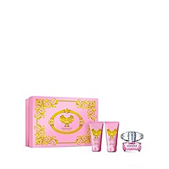 Versace - Bright Crystal Eau de Toilette 50ml Gift Set for Her