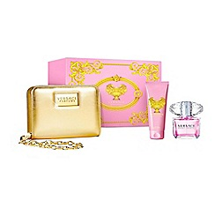 Versace - Bright Crystal Eau de Toilette 90ml Gift Set for Her