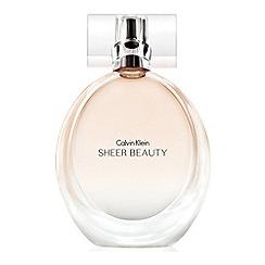 Calvin Klein - Sheer Beauty Eau De Toilette 50ml