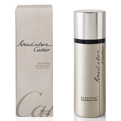 Cartier - Roadster deodorant spray 150ml