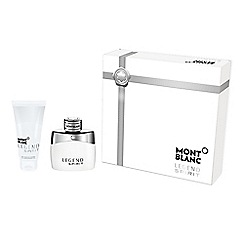 Montblanc - 'Legend Spirit' eau de toilette  50ml gift set
