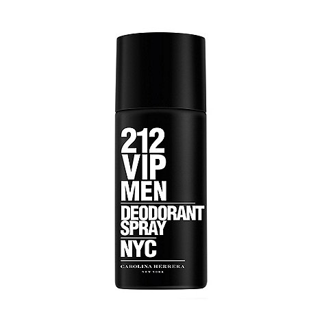 Carolina Herrera - +212 VIP Men+ deodorant spray