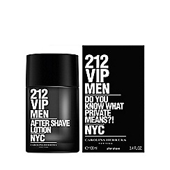 Carolina Herrera - '212 VIP Men' aftershave lotion