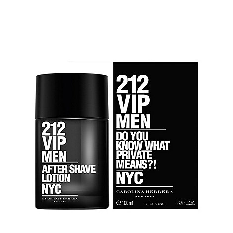 Carolina Herrera - +212 VIP Men+ aftershave lotion