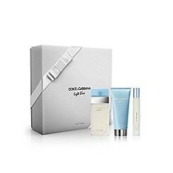 Dolce&Gabbana - 'Light Blue' eau de toilette 50ml Christmas gift set